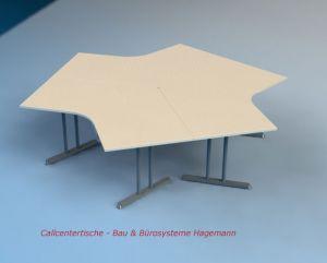 m belimperium callcentermoebel call center m bel inseln tischgruppen 72 callcenterm bel. Black Bedroom Furniture Sets. Home Design Ideas