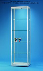 m belimperium glasvitrinen vitrinen glas d sseldorf nr 11 glasvitrinen mit beleuchtung f r. Black Bedroom Furniture Sets. Home Design Ideas
