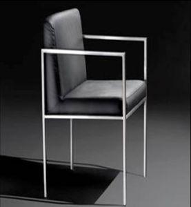 m belimperium stuhl st hle lederstuhl mit armlehnen leder schwarz wei top daste36. Black Bedroom Furniture Sets. Home Design Ideas